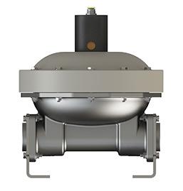 Pulsationsdamper DP 50 Stainless Steel