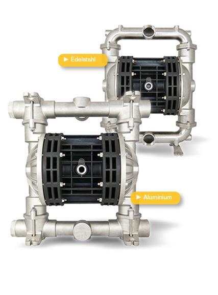 Membran Pump 341