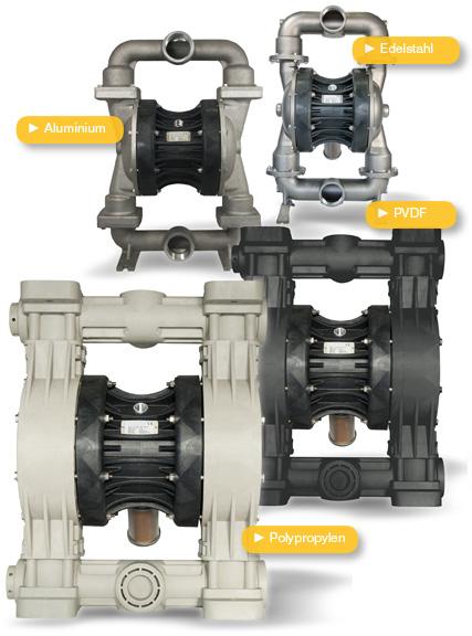Membran Pump 850