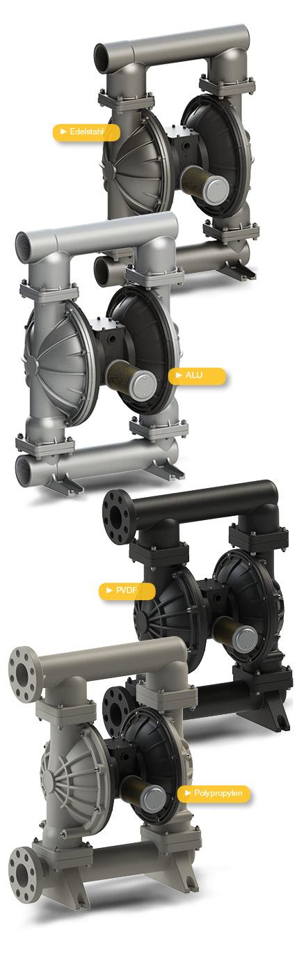 Membran Pump Jp 810 1050