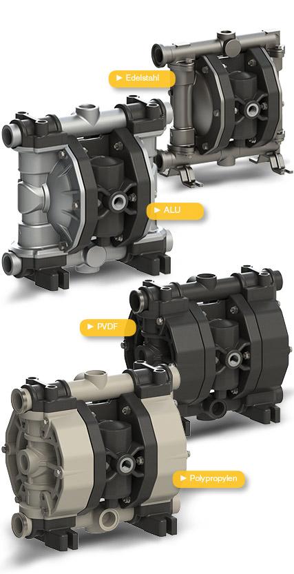 Membran Pump Jp 810 110 111
