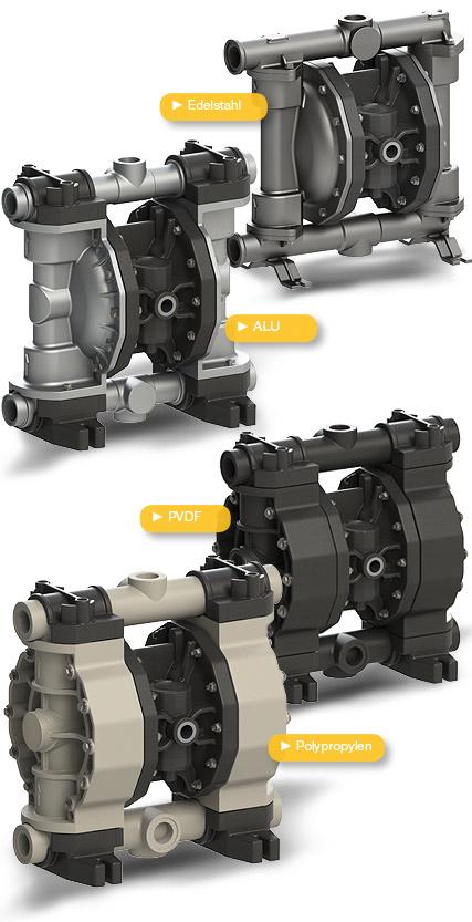Membran Pump Jp 810 170