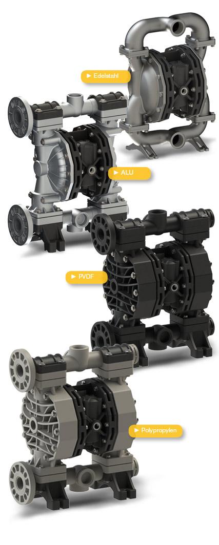 Membran Pump Jp 810 400