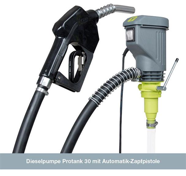 Protank 30 Automati Nozzle