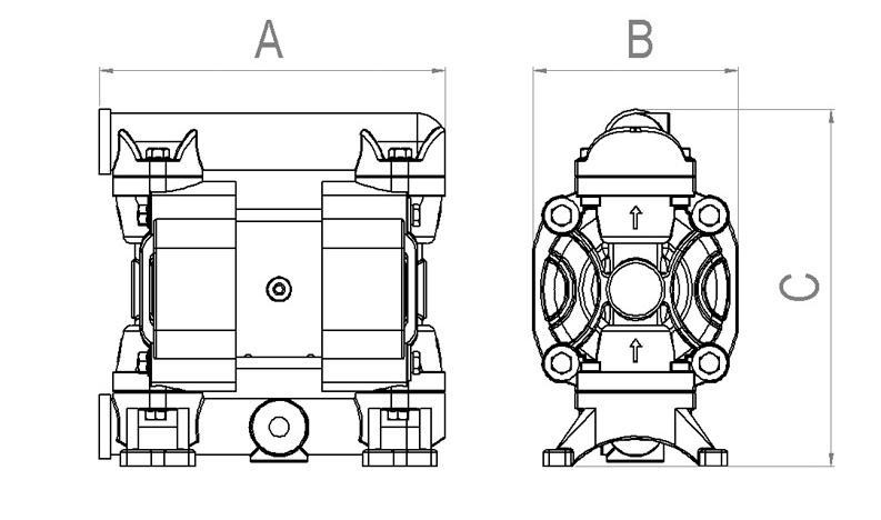 Dimensions Jp 810 35