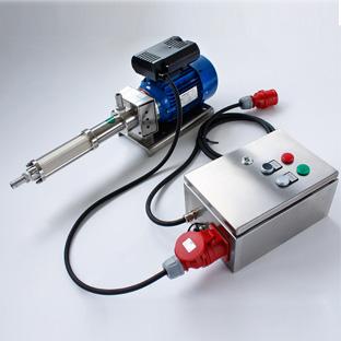 Trockenlauf Schutz Excenter Pump 2