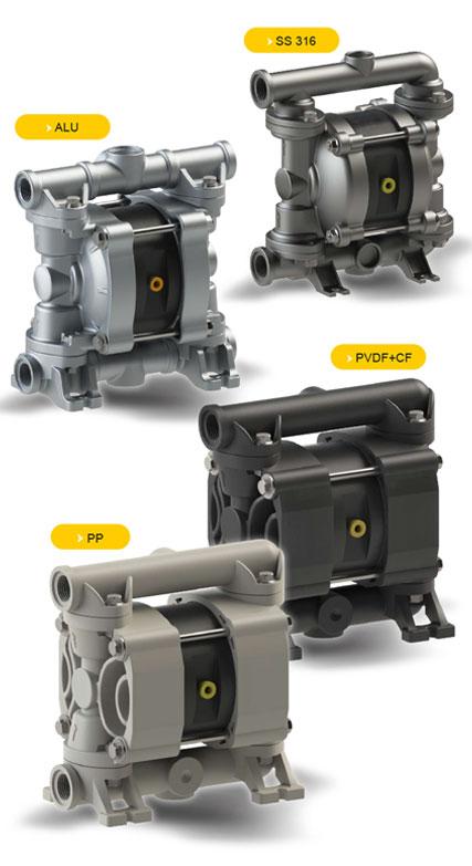 Membran Pump Jp 810 30 1